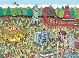 Jigsaw Puzzle - 500 Pieces - Where's Wally : At the Carnival