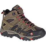 Merrell Work Womens Moab 2 Vent Mid Waterproof SR