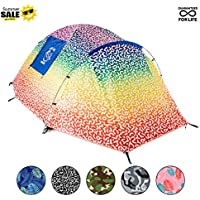 Chillbo CABBINS Best 2 Person Tent with Cool Patterns...
