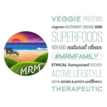 MRM – Veggie Elite rendimiento proteína, 24 gramos de deliciosas proteínas vegetales, allergen-free alternativa a Suero, vegetariana y vegana ...