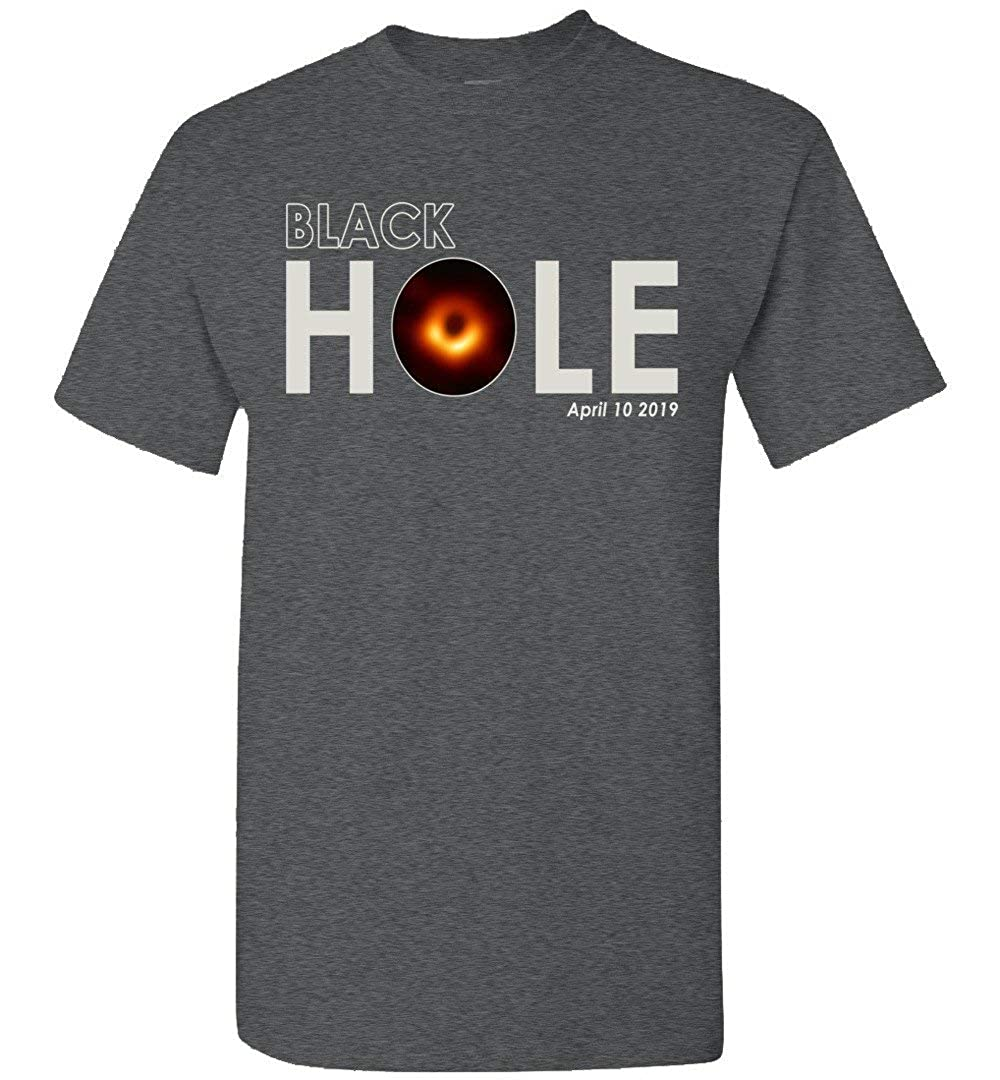 TSHIRTAMAZING Black Hole First Ever Picture April 10 2019 T-Shirt