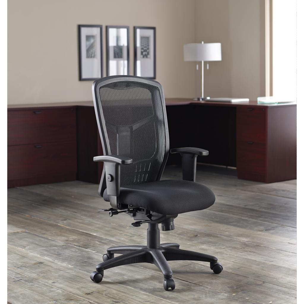 Amazon Com Lorell Executive High Back Chair Mesh Fabric