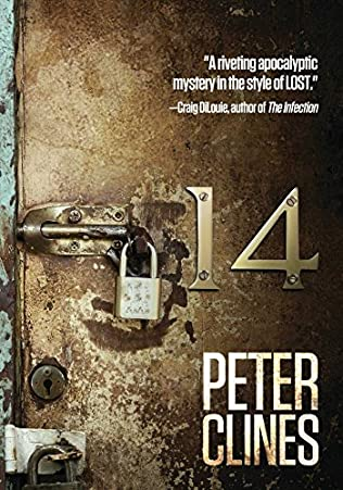 book cover of 14