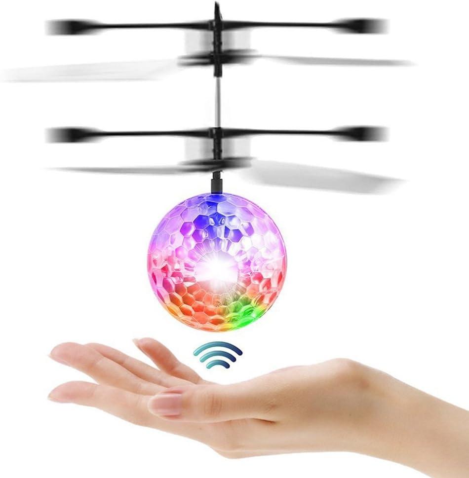 Regalos para Niños Niñas Joy-Fun Bola Voladora Flying Ball ...