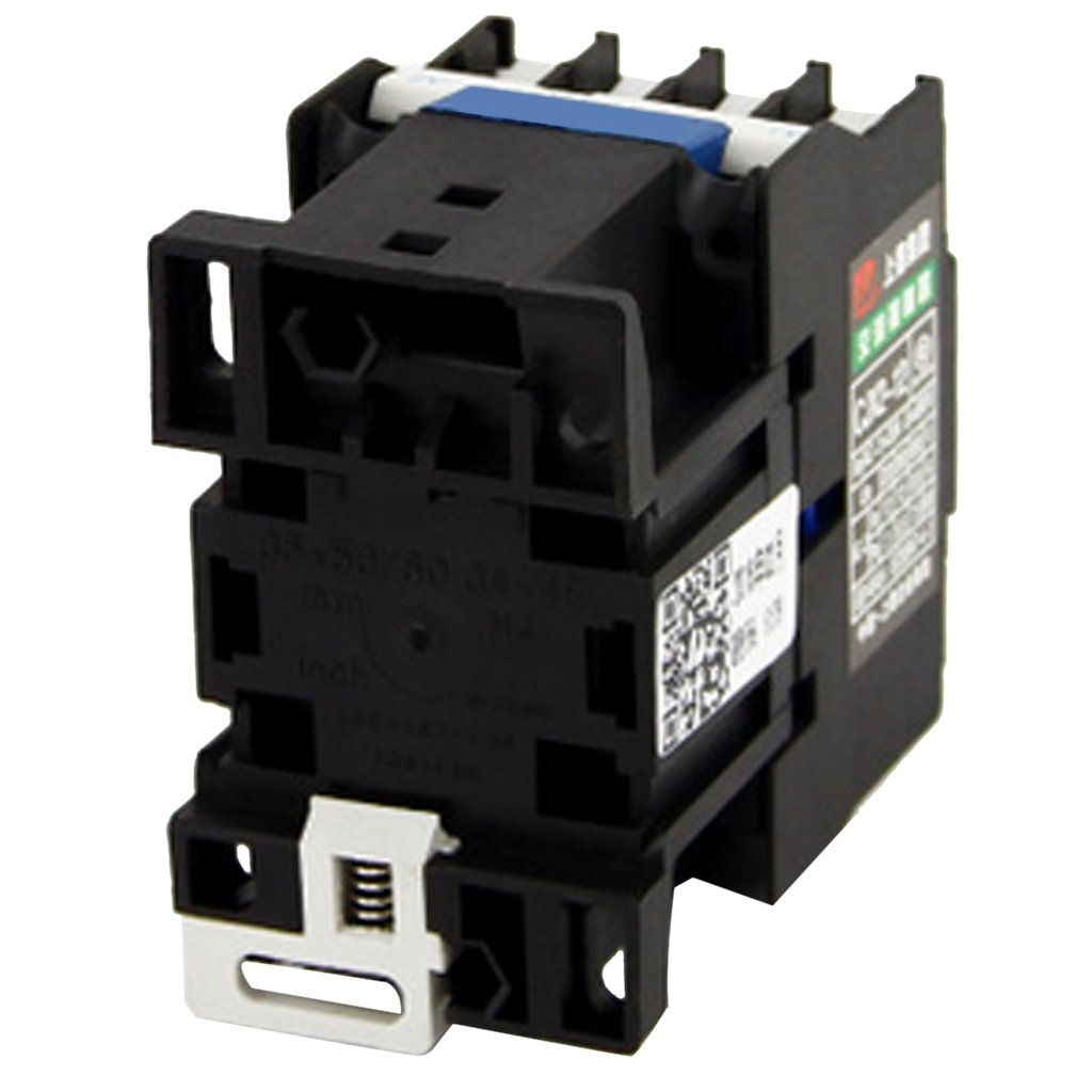 Dovewill CJX2-1210 380V AC Coil 3-Phase 1NO 50/60Hz Motor Starter Relay Contactor - 220V by Dovewill (Image #4)