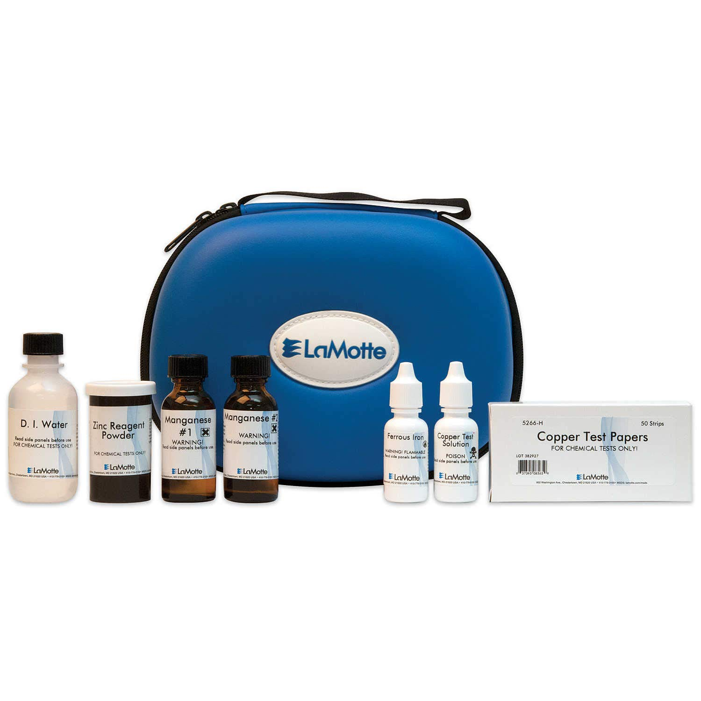 LaMotte 5261-01 Micronutrient Plant Tissue Test Kit