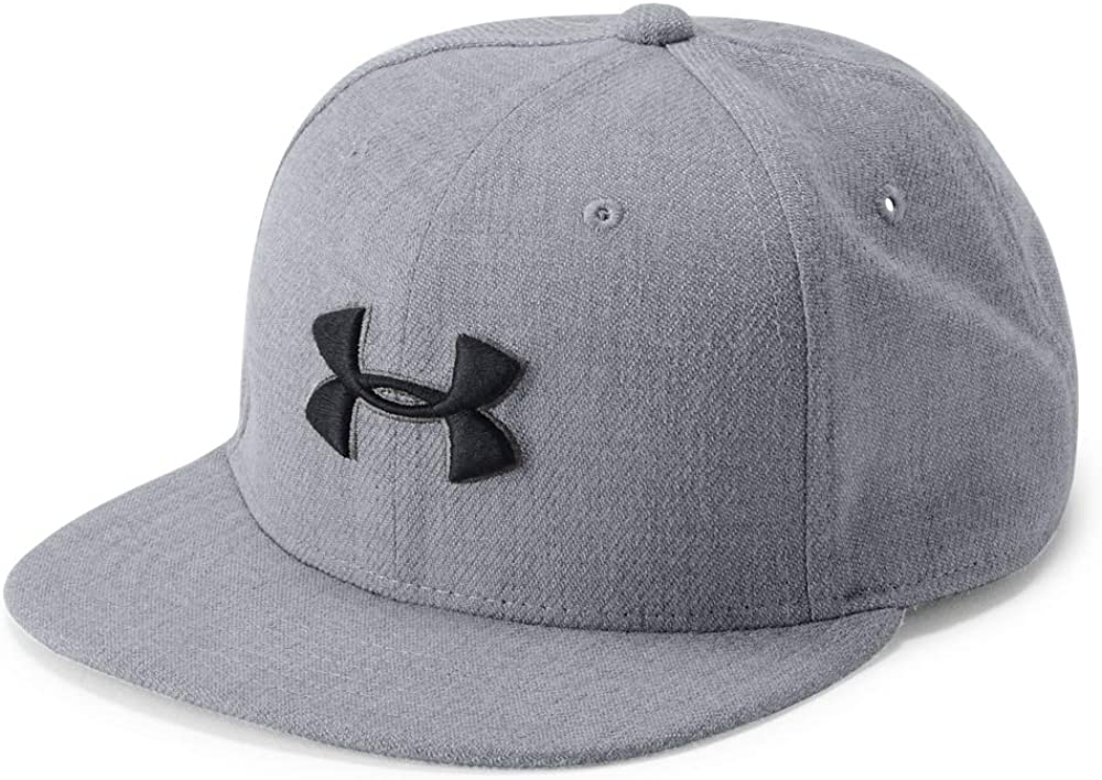 Under Armour Boys Huddle Snapback 2.0 Gorra Ni/ños