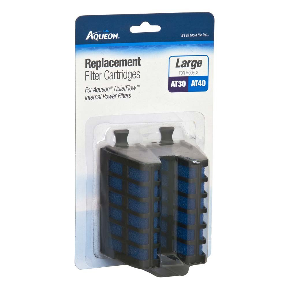 Aqueon Media Q-Flow Cratridge (2 Pack), Large 00806975