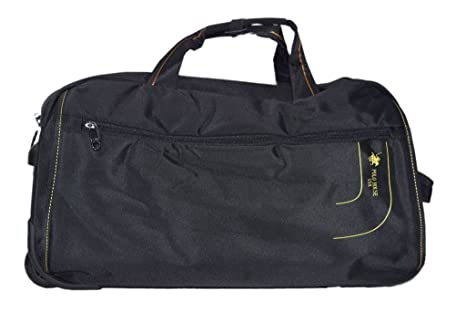 32dac52147a6 Image Unavailable. Image not available for. Colour  Polo House USA 24 inch 2  Wheel Teflon Duffel Bag ...