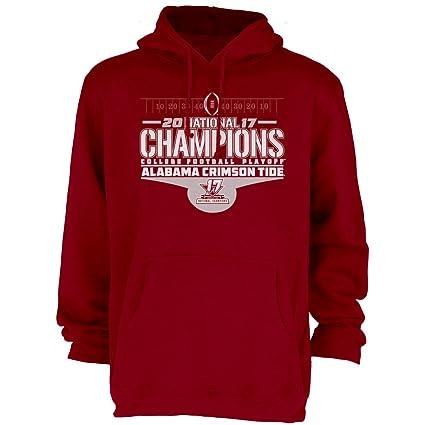 cheap for discount ff0ad 889f9 Amazon.com : Elite Fan Shop Alabama Crimson Tide National ...