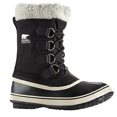 7779fe3b8aec Sorel Women s Winter Carnival Snow Boots  Amazon.co.uk  Shoes   Bags