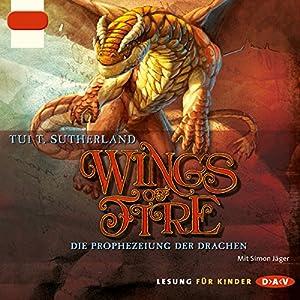 Die Prophezeiung der Drachen (Wings of Fire 1) Audiobook