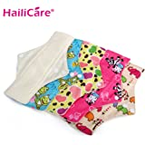 Generic Reusable Bamboo Fiber Inner Cloth Sanitary Pads For Women