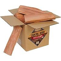 Smoak Firewood Cooking Wood Logs - USDA Certified Kiln Dried