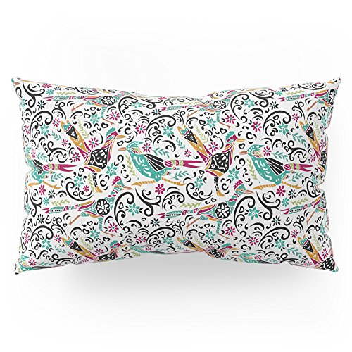 Society6 Otomi Roadrunners Pillow Sham King (20'' x 36'') Set of 2 by Society6