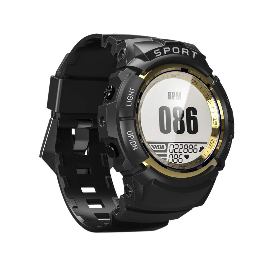 Amazon.com: S816 Men Sports Smart Watch IP68 Waterproof ...