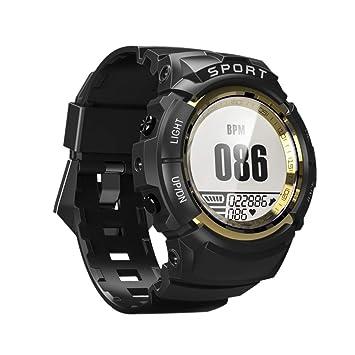 VEHOME Smart Pulsera-Reloj Inteligente Deportivo S816 para Hombres - Impermeable IP68 - Rastreador de Ejercicios - Dinámica del Ritmo cardíaco: Amazon.es: ...