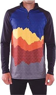 product image for WSI Men's Heatra Sierra 1/4 Zip Shirt