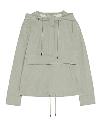 f356899f Zara Women's Hooded Pouch Pocket Jacket 3046/057: Amazon.co.uk: Clothing