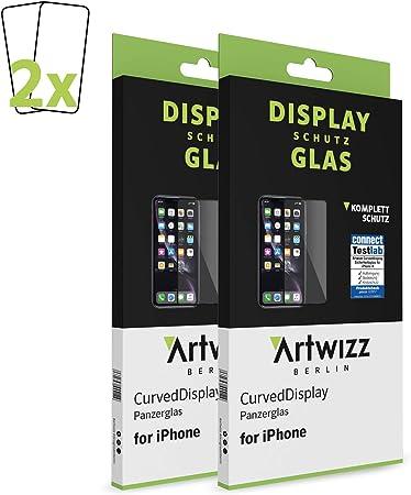 Artwizz Curveddisplay Schutzglas Geeignet Für Elektronik