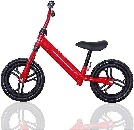 PNYGJLPHC Bicicleta para bebés sin Pedal Niños Equilibrio para ...
