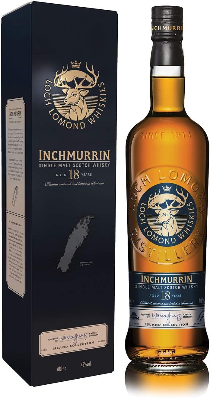 Loch Lomond Whiskies Loch Lomond Inchmurrin 18 Years Old 46% Vol. 0,7L In Giftbox - 700 ml