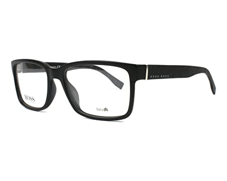 c0be0e6ad2e Image Unavailable. Image not available for. Color  Eyeglasses Boss Black  Boss 831 0DL5 Matte Black