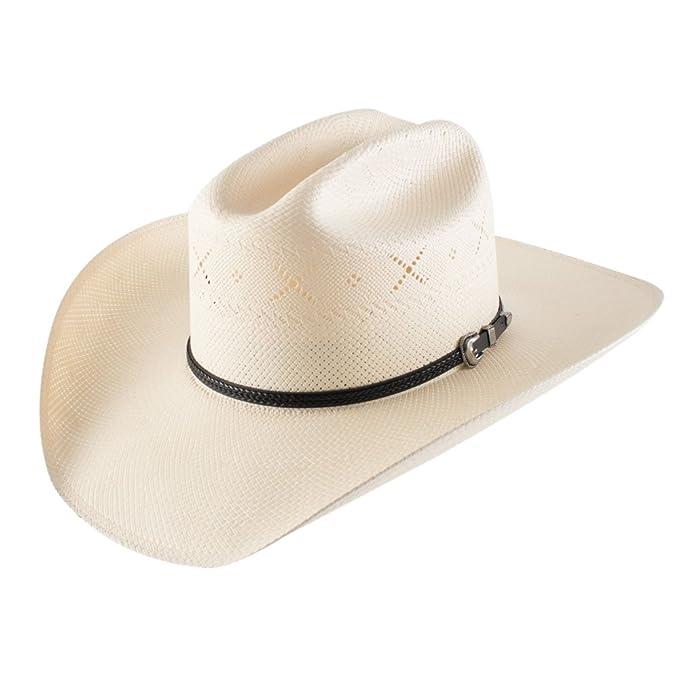 f5bc880f Resistol 20X George Strait All My Ex's Straw Hat: Amazon.ca: Clothing &  Accessories