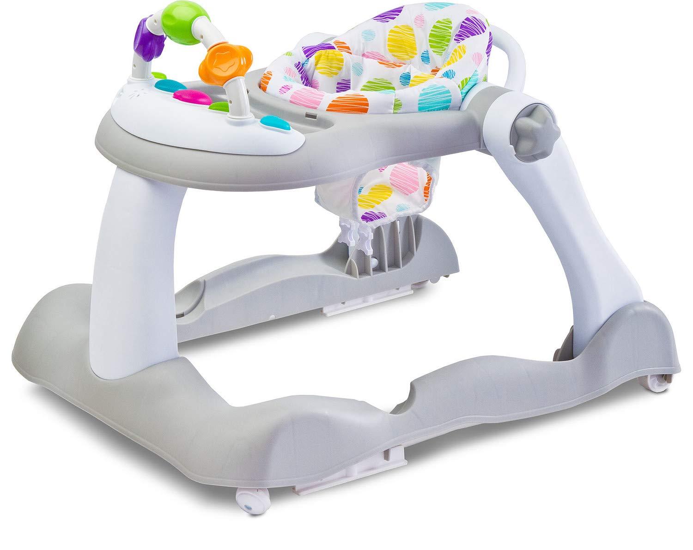 TOYZ-2053 Footsie - Tacatá infantil, color gris: Amazon.es: Bebé