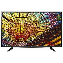 LG 43UH6100 43-Inch 4K Ultra HD Smart LED TV (2016 Model)