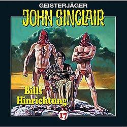 Bills Hinrichtung (John Sinclair 17)