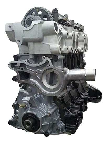 Amazon com: 22R 22RE 2 4L Rebuilt Long Block for Toyota