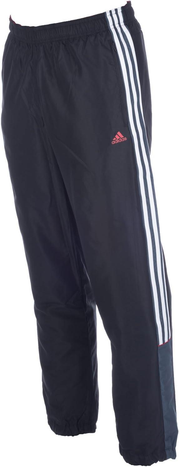 adidas Reg Team 2.0 Pantalon pour Homme XS VertJauneBlanc