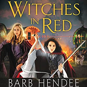 Witches in Red Hörbuch