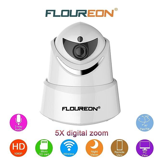 6 opinioni per FLOUREON Wireless Telecamera di