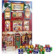 Madelaine Chocolate Advent Calendar With 24 Premium Milk Chocolates - 8 oz (226 grams)