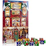 Madelaine Chocolate Advent Calendar With 24 Premium Milk Chocolates - 8 oz