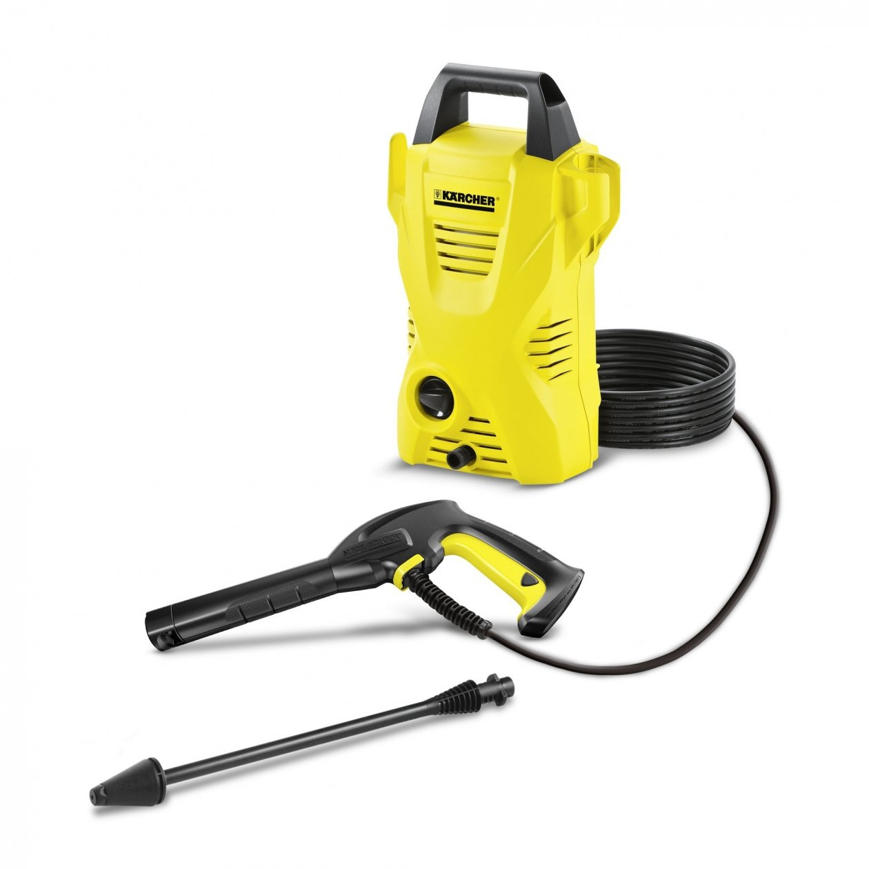 Karcher - Limpiadora a presión K2 Basic 16731500 por solo 56,69€