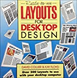 Ready-to-Use Layouts for Desktop Design, Chris Prior, 0891342877