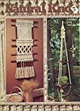 Natural Knots: Macrame Plant Holders, Wall Hangings and Hanging Tables For Sale