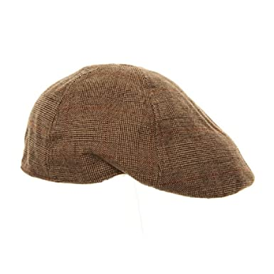 64157c0de98 Check design flat cap with pre formed peak