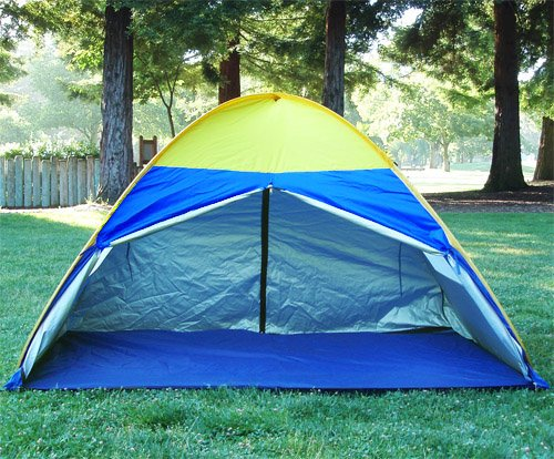 Beautiful Pop Up Tent Cabana Wind Shelter Uv Proof Beach