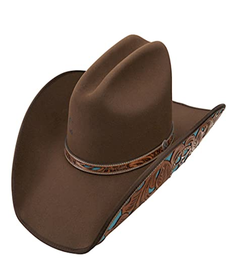 65e186d2ff5 Charlie 1 Horse Cheyenne Cowboy Hat at Amazon Women s Clothing store