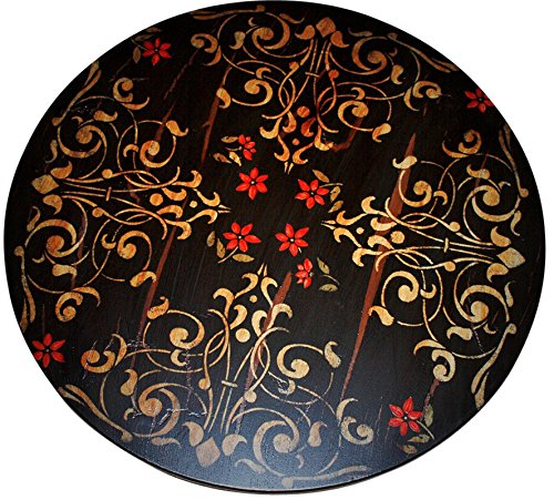 Joann's Designs Lazy Susan #1417 15 inch by Joann's Designs