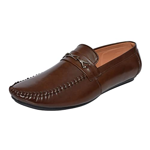 0449fbed08a DESI JUTA Men s Punctilious Loafers  Buy Online at Low Prices in ...
