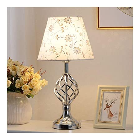 Lámpara de Mesa Estilo Tradicional Latón Antiguo Cebada Lámpara de ...