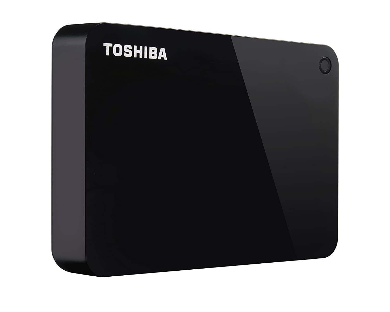 HDTC910XW3AA White Toshiba Canvio Advance 1TB Portable External Hard Drive USB 3.0