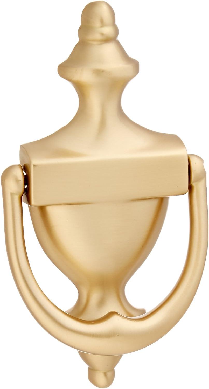 Vintage Brass Baldwin 0103033 Colonial Door Knocker