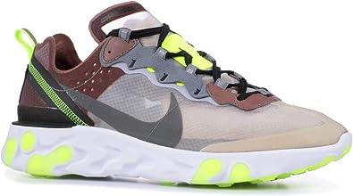 Nike React Element 87 - AQ1090-002 - Size 10: Amazon.fr ...
