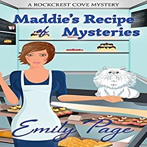 Maddie's Recipe of Mysteries Audiobook
